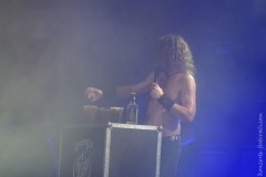 Airbourne in der Columbiahalle Berlin (2019)