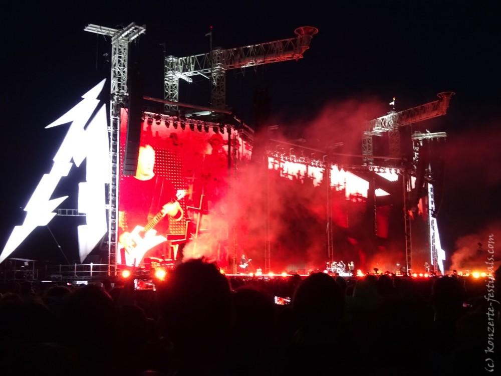 Metallica 2021 Mannheim