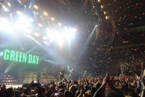 Green Day in der Mercedes Benz Arena Berlin (Revolution Radio Tour) (2017)