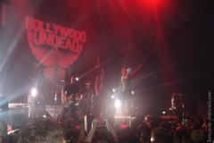 Hollywood Undead in der Verti Music Hall Berlin (2020)