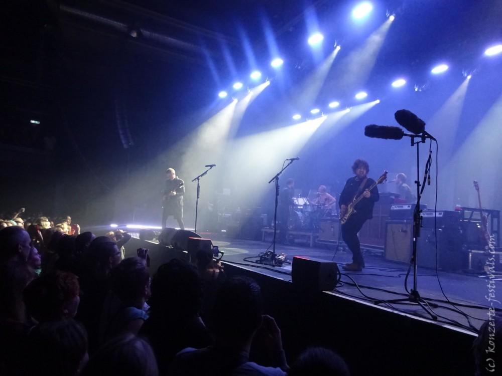 Mando Diao in der Columbiahalle Berlin (2019)