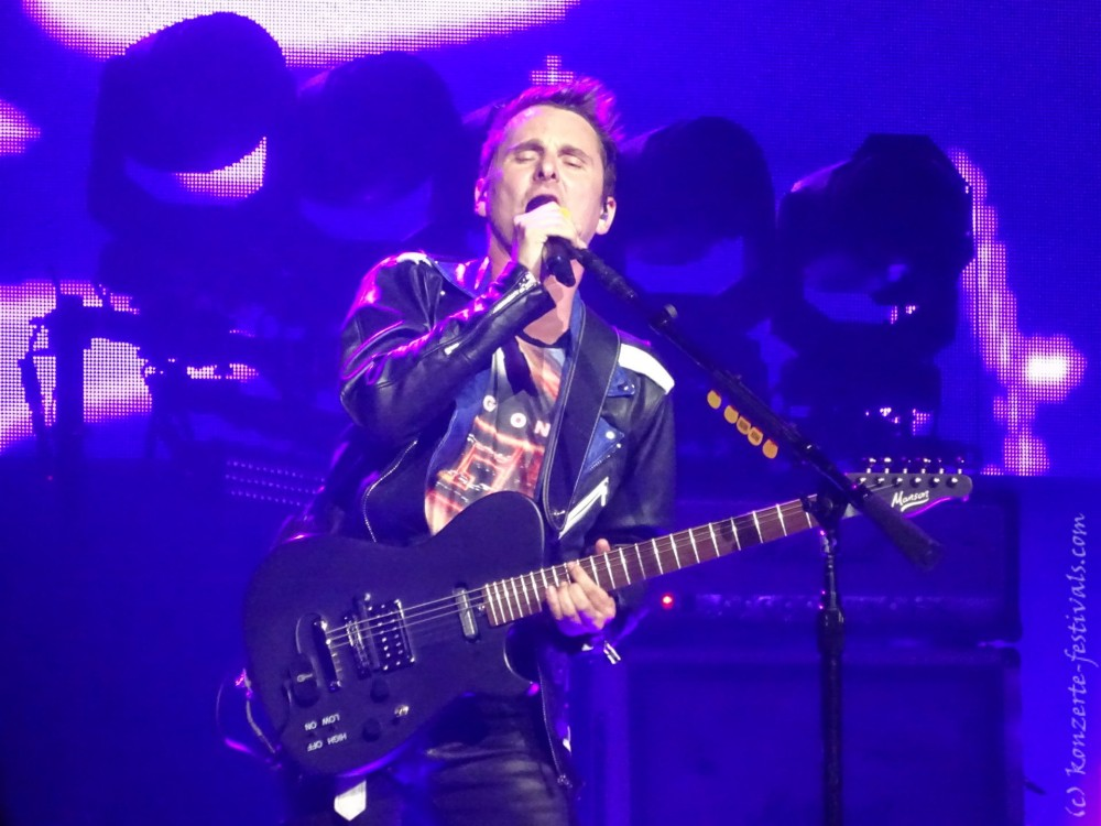 Muse in der Mercedes Benz Arena (2019)
