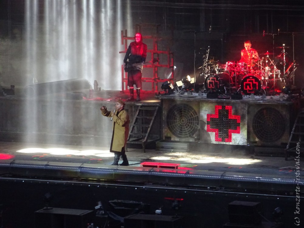 Rammstein in der Berliner Waldbühne (2016)