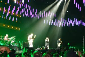Red Hot Chili Peppers in der Mercedes-Benz Arena Berlin