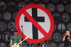 Bad Religion @ Rock am See im Bodenseestadion Konstanz (2016)
