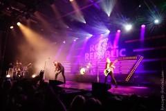 Royal Republic in der Columbiahalle Berlin (2019)