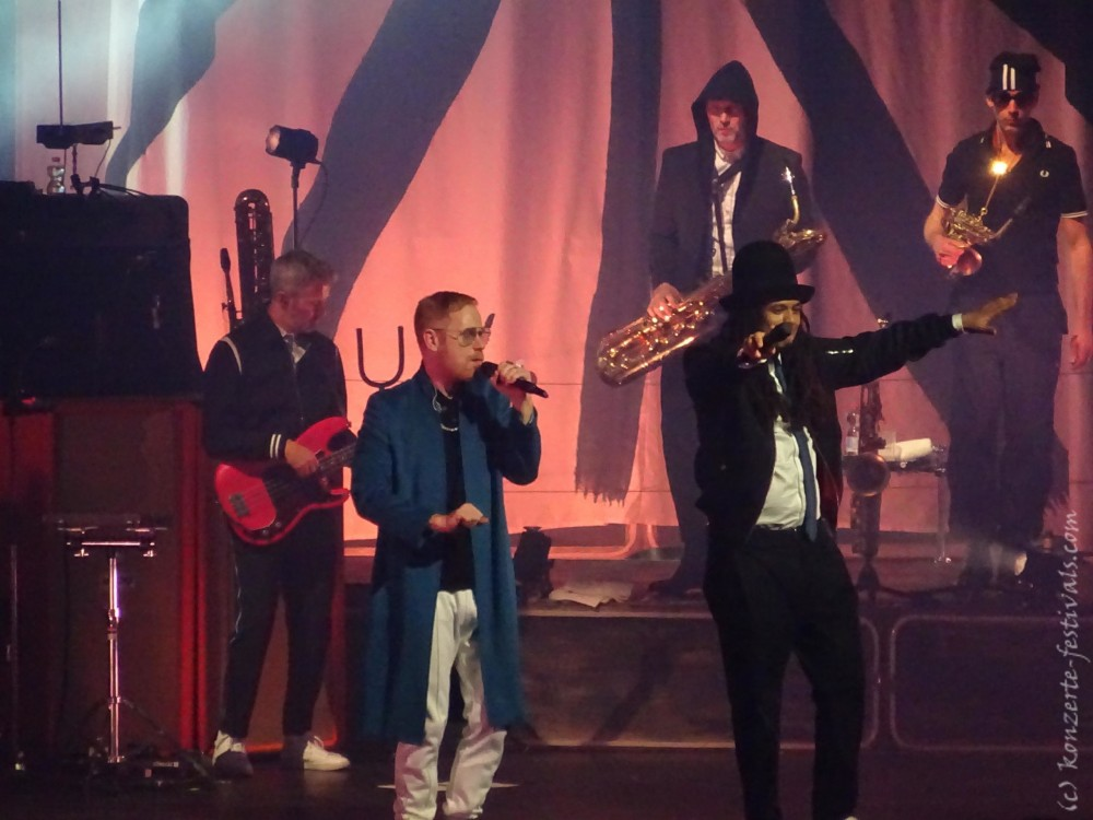 Seeed Live 2019 in Leipzig