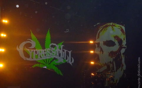 Cypress Hill,Verti Music Hall, Berlin