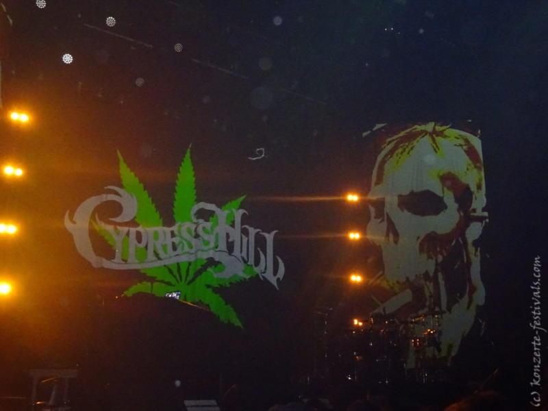 Cypress Hill,Verti Music Hall, Berlin