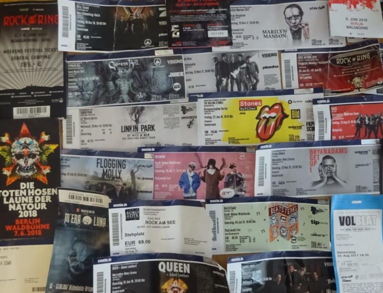 Konzerteberichte / Festivalberichte