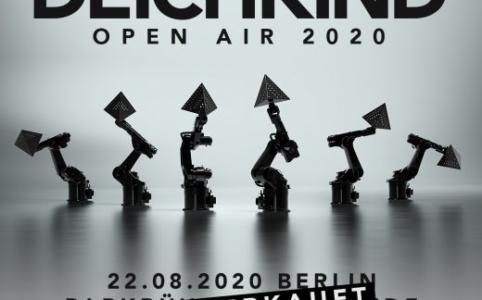 Deichkind, Open Air