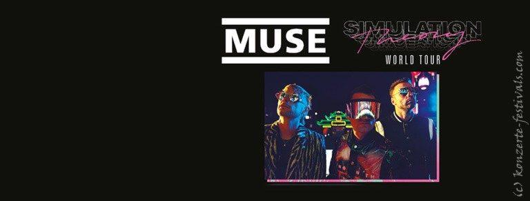 Muse Simultation Theory World Tour (2019)