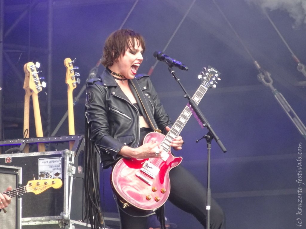 Halestorm bei Rock am Ring 2019