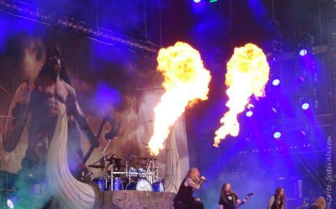 Amon Amarth bei Rock am Ring (2019)