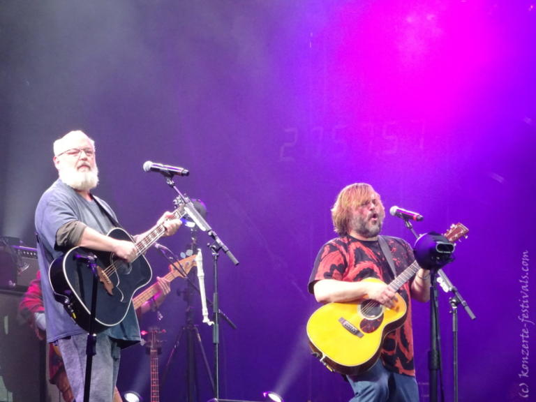 Tenacious D Konzert bei Rock am Ring (2019)