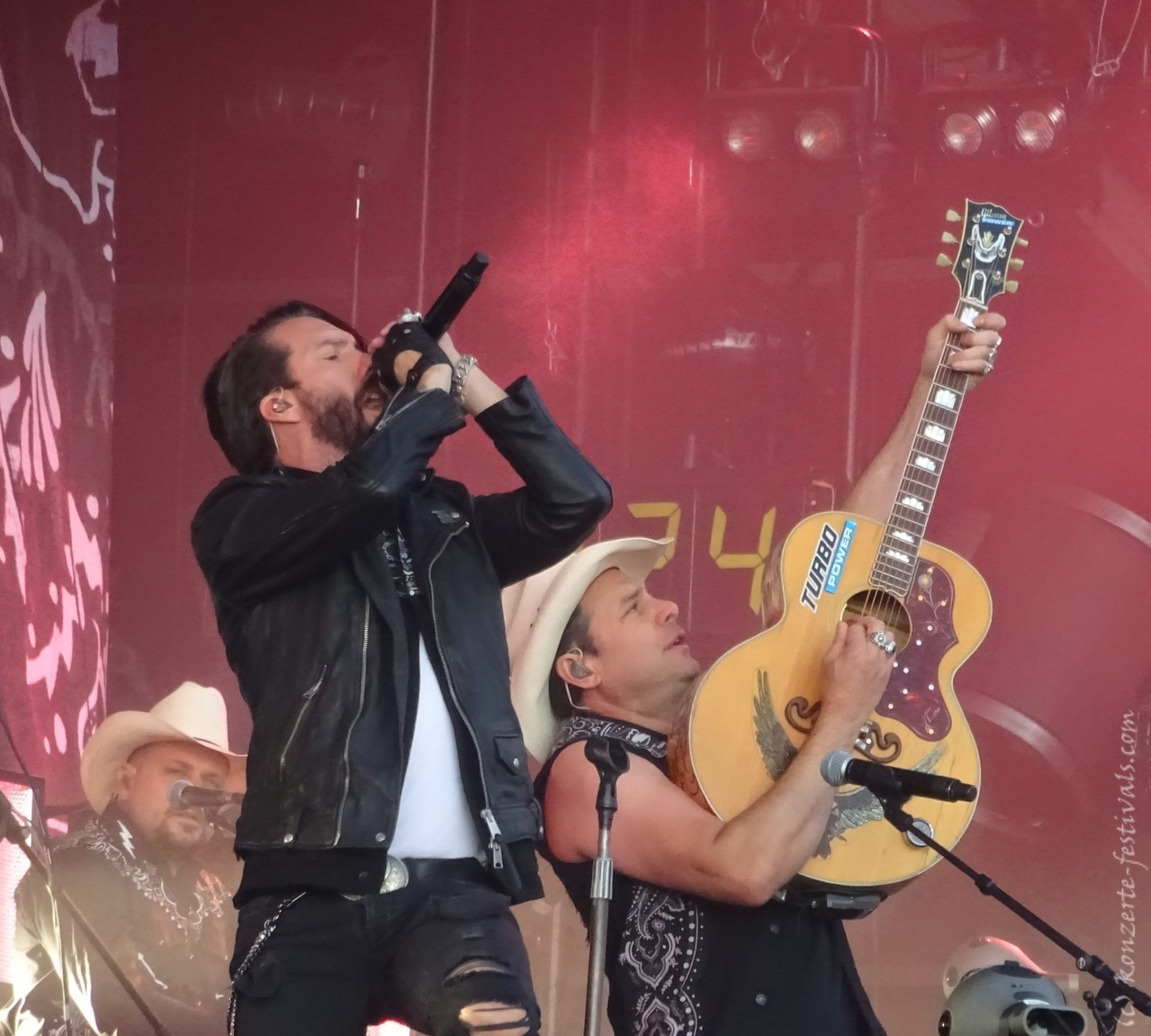 The BossHoss bei Rock am Ring (2019)