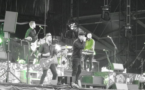 Dropkick Murphys bei Rock am Ring 2019