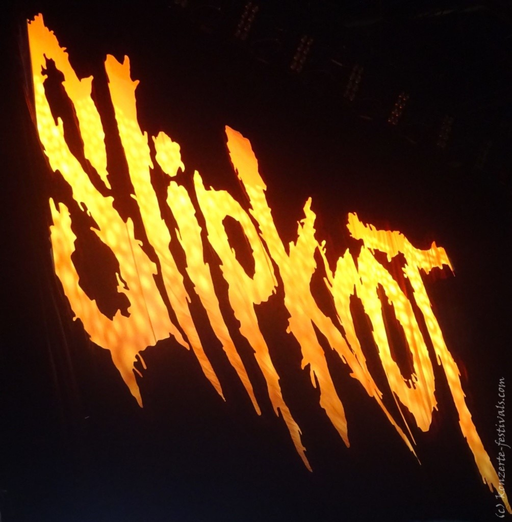 Slipknot bei Rock am Ring 2019