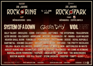 Rock am Ring, Rock am Park, Festival