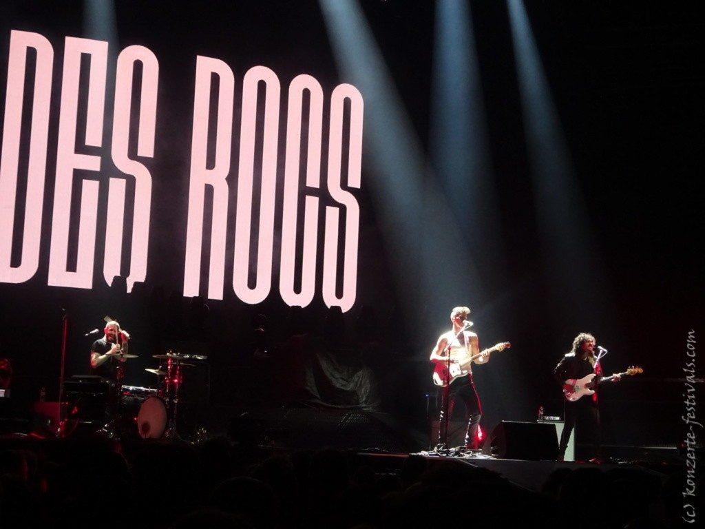 Des Rocs in der Mercedes Benz Arena Berlin (2019)