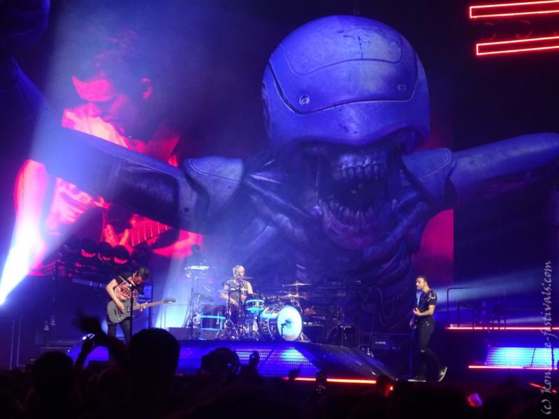 Muse, Konzertbericht, Bilder, Tickets, Berlin