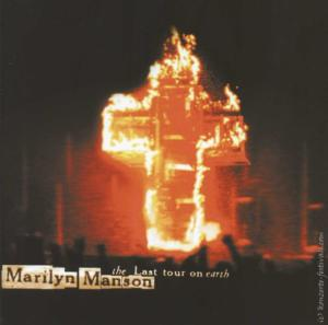 Marilyn Manson, Cover, Last Tour on Earth