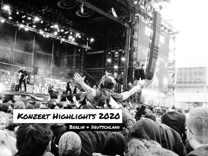 Konzerte, Berlin, Brandenburg, Deutschland, Highlights