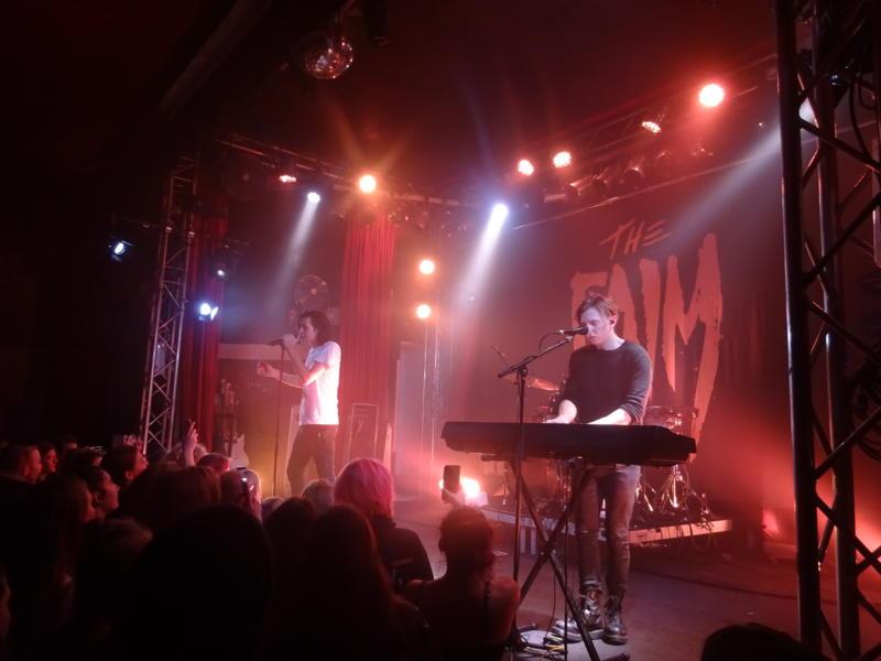 Lido, Berlin, Bilder, Konzert, The Faim