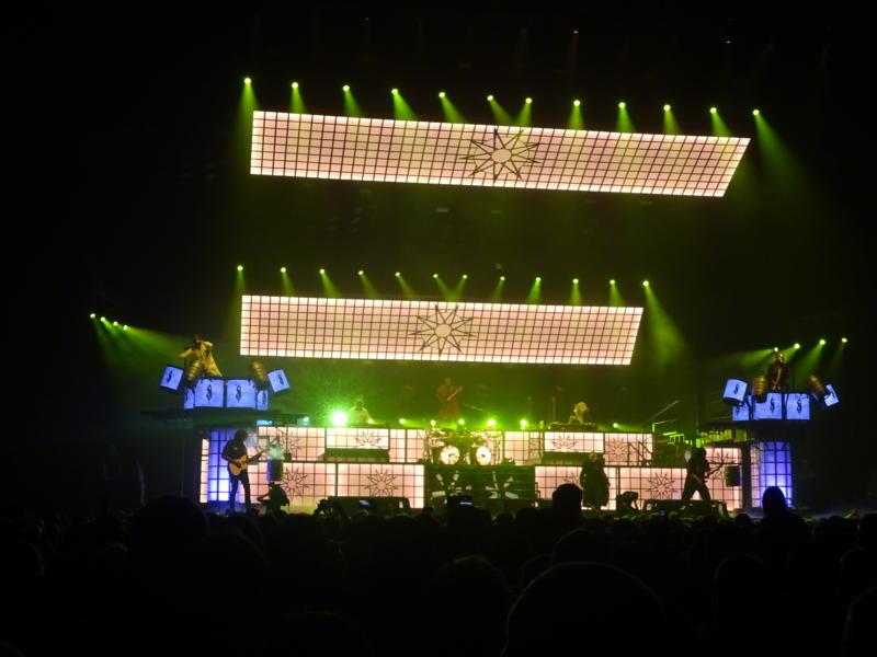 Konzert, Tickets, Bilder, Konzertbericht, Konzertbilder, Slipknot, Mercedes Benz Arena, Berlin, Behemoth