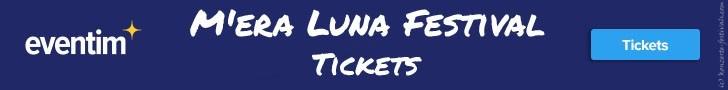 Mera Luna,Festival, Tickets, Festivalkarten, Festivaltickets
