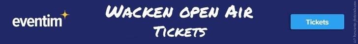 Wacken Open Air, Tickets, Festivalkarten, Festivaltickets