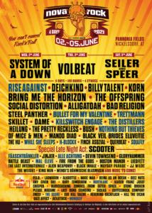 Nova Rock, Festival