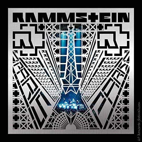 Rammstein, Paris, Cover